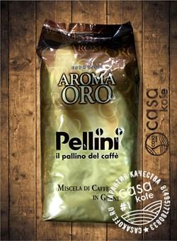 кофе Pellini Aroma ORO (Пеллини Арома Оро) в зернах 1кг