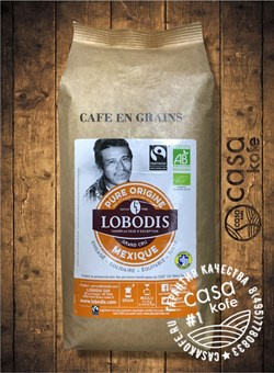 кофе Lobodis Mexique (Лободис Мексика) в зернах 1кг