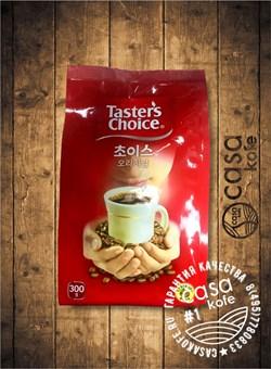 кофе Tasters Choice Original (Тестер Чойс Ориджинал) 300гр, Корея