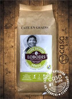 кофе Lobodis Perou (Лободис Перу) в зернах 1кг