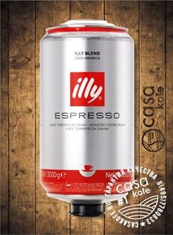 ILLY Espresso бочка 3кг