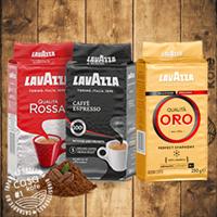 кофе Lavazza молотый