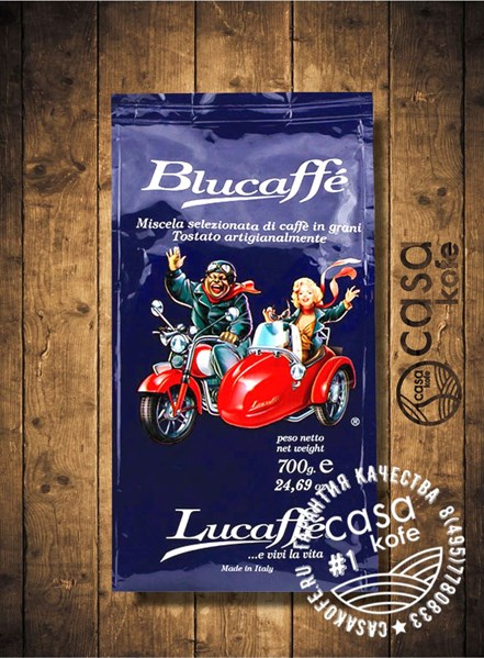 Lucaffe Blucaffe blue mountain