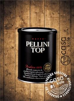 кофе Pellini TOP (Пеллини ТОП) молотый 250гр