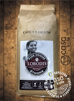 кофе Lobodis Ethiopia (Лободис Эфиопия) в зернах 1кг