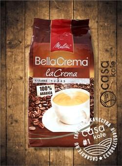кофе Melitta Bella Crema LaCrema (Мелитта Ла Крема) в зернах 1кг
