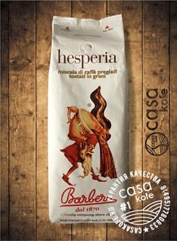 кофе Barbera Hesperia (Барбера Хесперия) в зернах 1кг