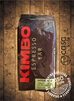 кофе KIMBO Superior Blend (Кимбо Супериор Бленд) в зернах 1кг
