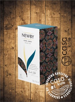 NEWBY Earl Grey чай черный