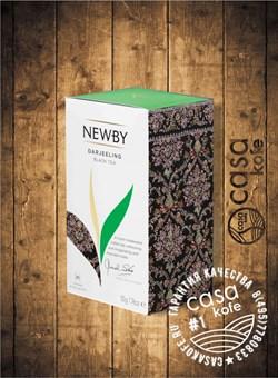 NEWBY Darjeeling (Дарджилинг) 25 пакетиков черный