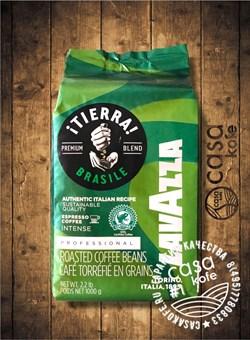 кофе Lavazza Tierra Brasile в зернах