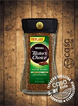кофе Tasters Choice Decaff (Тестер Чойс Декафф) 198гр