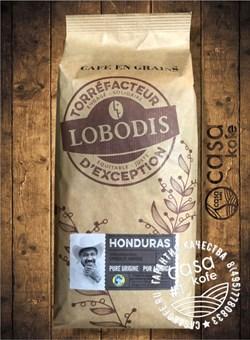 LOBODIS HONDURAS (ЛОБОДИС ГОНДУРАС) КОФЕ В ЗЕРНАХ 1 КГ