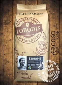 LOBODIS ETHIOPIA (ЛОБОДИС ЭФИОПИЯ) В ЗЕРНАХ 1 КГ