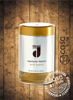 кофе Danesi Gold (Данези Голд) в зернах 250гр