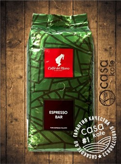 купить Caffe del Moro Espresso Bar (Эспрессо Бар) в зернах