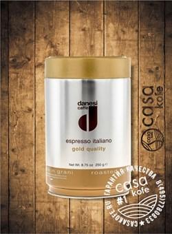 Danesi Gold (Данези Голд) кофе в зернах 250гр