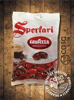 Конфеты Sperlari Lavazza карамель 175гр