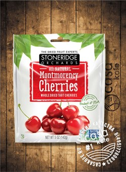 Вишня Монморанси Stone Orchards Montmorency Cherries