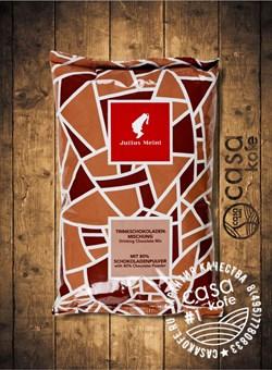 горячий шоколад Julius Meinl Trink-Schokolade 1кг
