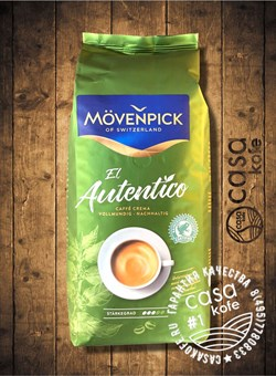 Movenpick El Autentico в зернах 1кг