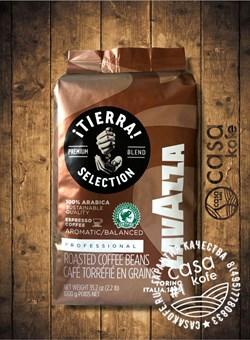 Lavazza Tierra Selection кофе в зернах 1кг