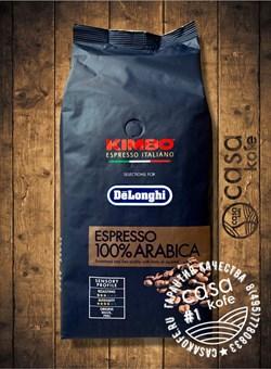 KIMBO Delonghi Espresso 100% Arabica купить