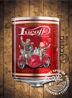Lucaffe Lucaffetteria кофе в банке 2кг